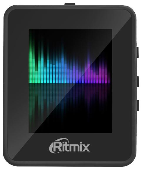 Ritmix RF-4150 4Gb - цифровой плеер (Black)