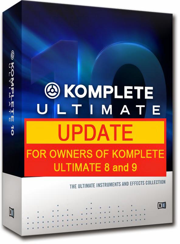 KompleteПрограммное обеспечение<br>Обновление программного обеспечения<br>