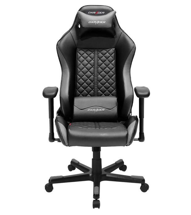 DXRacer OH/DF73/NG - компьютерное кресло (Black)Офисные кресла и стулья<br>Компьютерное кресло<br>