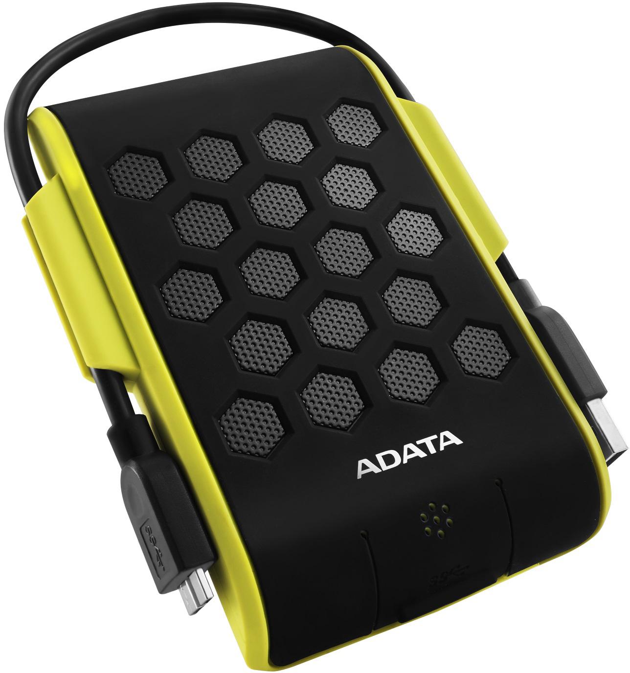 """Adata HD720 2.5"""", 1Tb, USB 3.0 (AHD720-1TU3-CGR) - внешний жесткий диск (Green)"""
