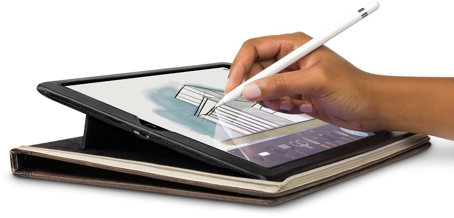 "Чехол-книжка Twelve South BookBook (12-1616) для iPad Pro 12.9"" (Brown)"