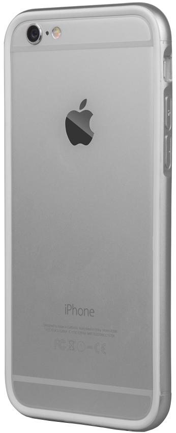 Itskins Heat (APH6-NHEAT-SLVR) - бампер для iPhone 6 (Silver)