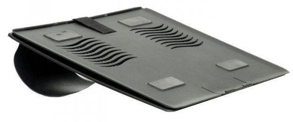 Fellowes Go Riser (FS-80304) - подставка для ноутбука (Black)