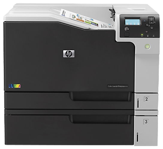 Color LaserJet Enterprise