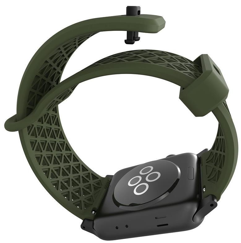 Ремешок Catalyst Sport Band (CAT42SBGRN) для Apple Watch/Series 2/3 42mm (Army Green)