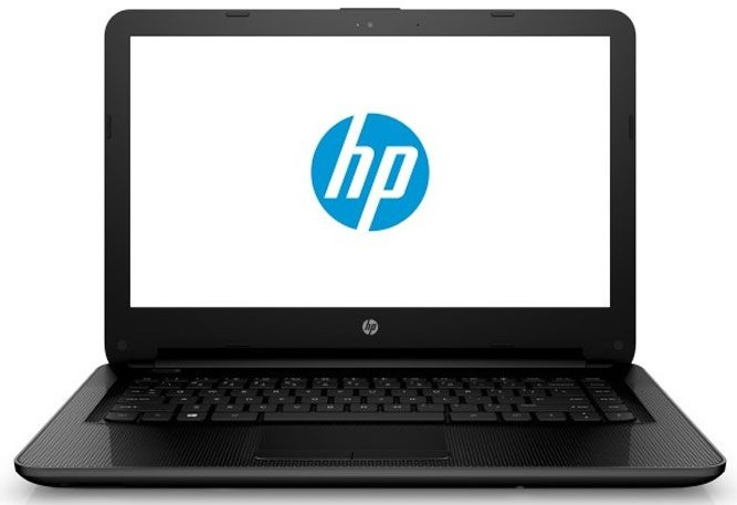 "Ноутбук HP 14-ac100ur 14"" Intel Celeron N3050 1.6Ghz, 2Gb, 500Gb HDD (N7H93EA) Black"