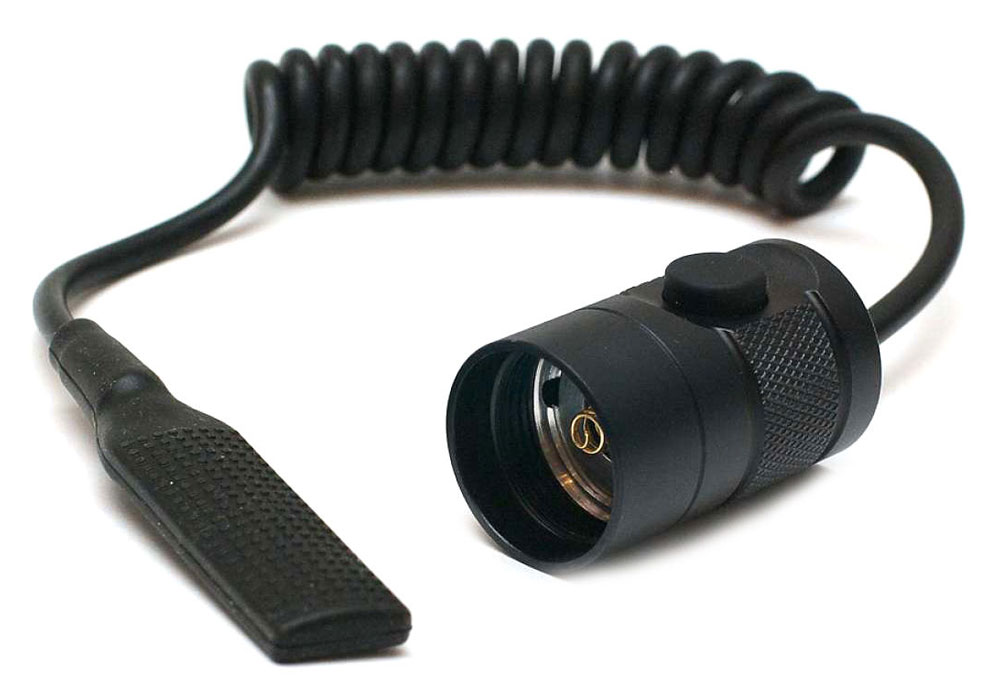 Fenix AR102 - выносная тактическая кнопка (Black)