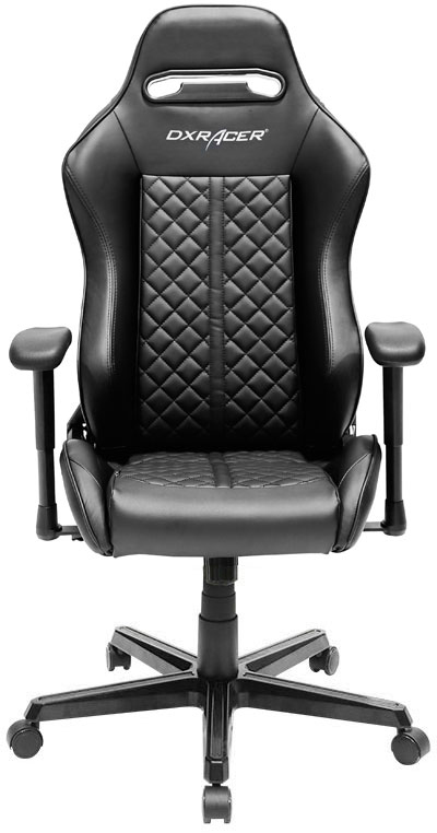 DXRacer OH/DH73/N - компьютерное кресло (Black)