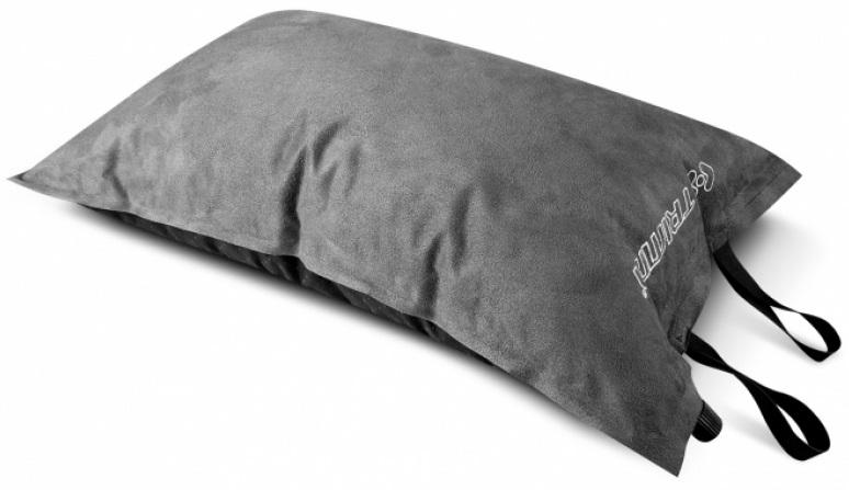 Trimm GENTLE (459808) - подушка надувная (Grey)Палатки туристические<br>Подушка надувная<br>