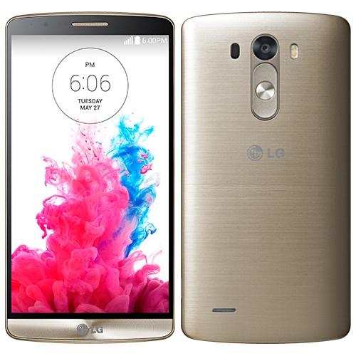 LG G3 Dual-LTE D856 32Gb (Shine Gold)
