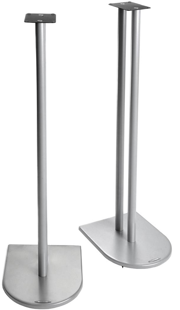 Atacama Duo 10i - стойка для полочной акустики (Silver)