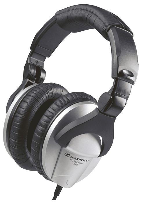 все цены на  Sennheiser HD-280 - полноразмерные наушники (Silver)  онлайн