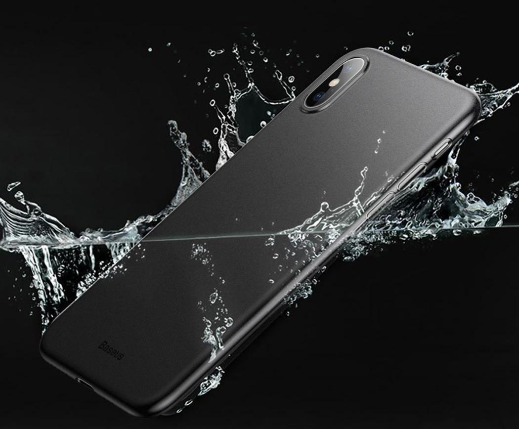 Чехол Baseus Wing Case (WIAPIPH61-EA1) для iPhone XR (Solid)