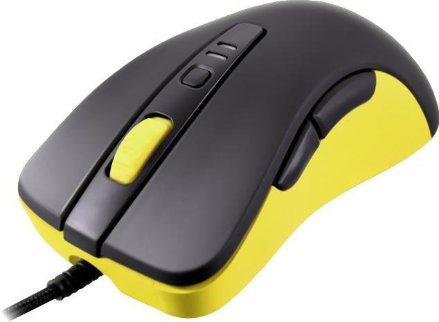 Cougar 300M - проводная мышь (Yellow)
