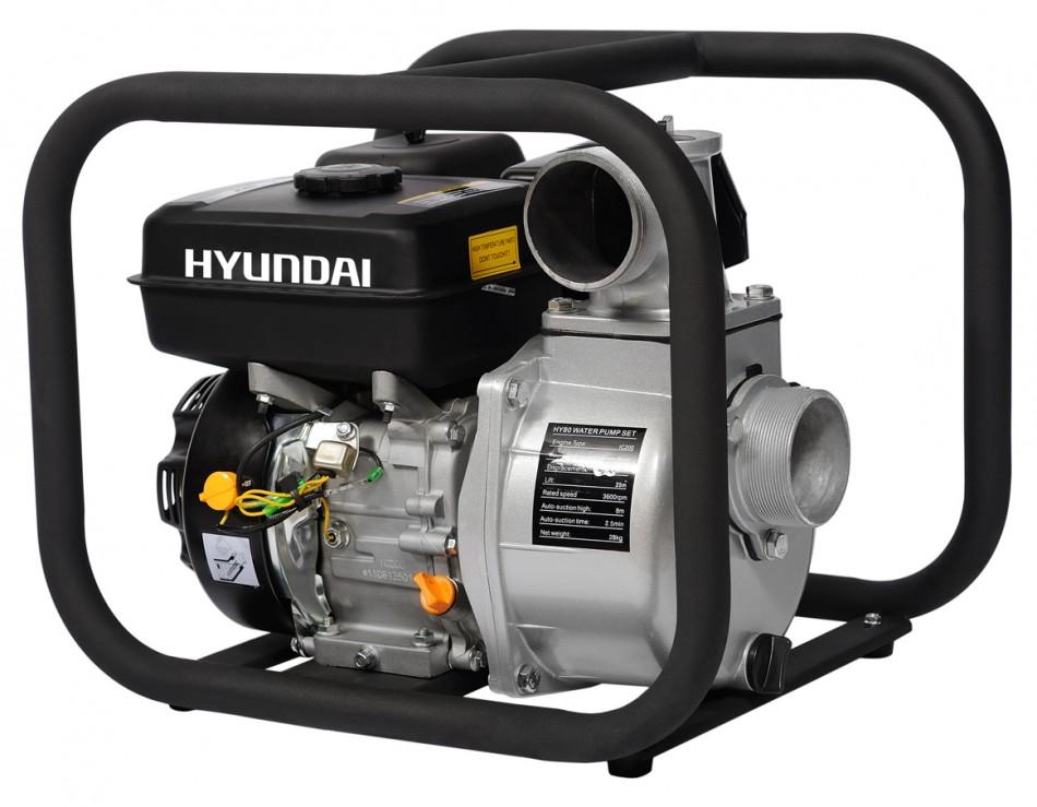 Hyundai HY 80 - бензиновая мотопомпа