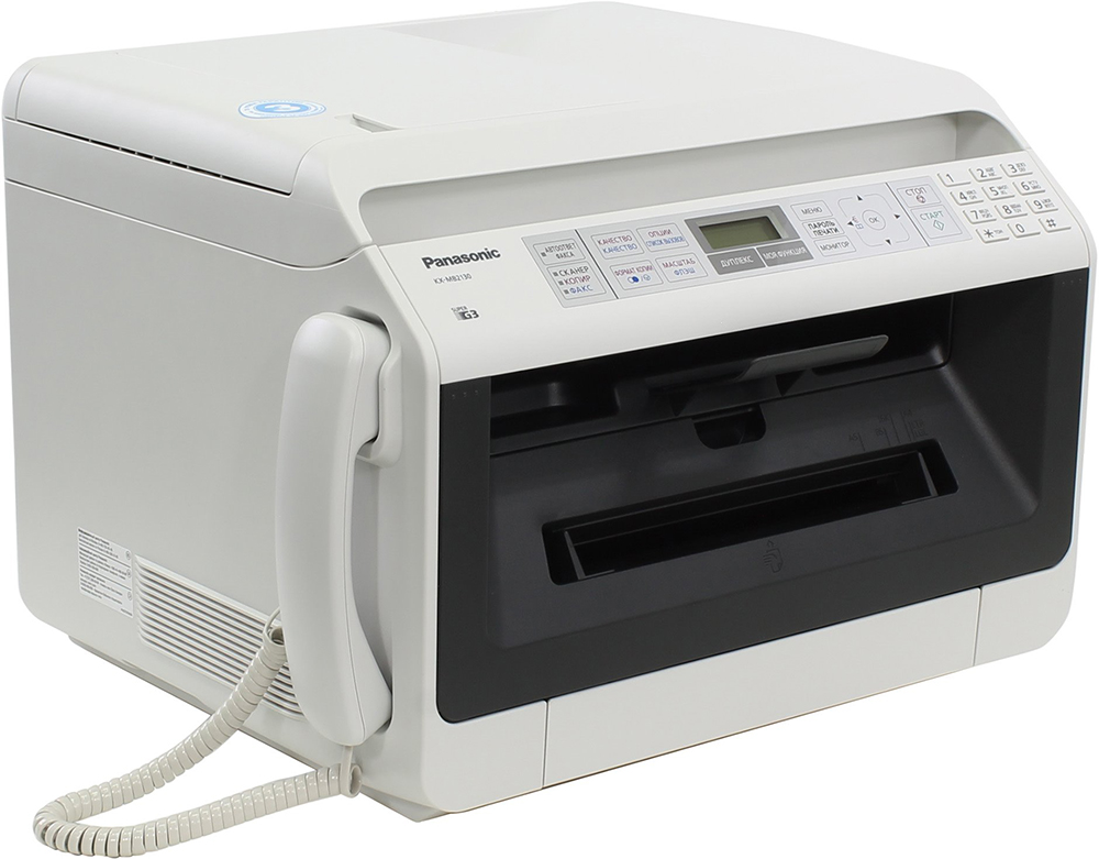 Panasonic KX-MB2130RU - лазерное монохромное МФУ (White) АКЛ00015410