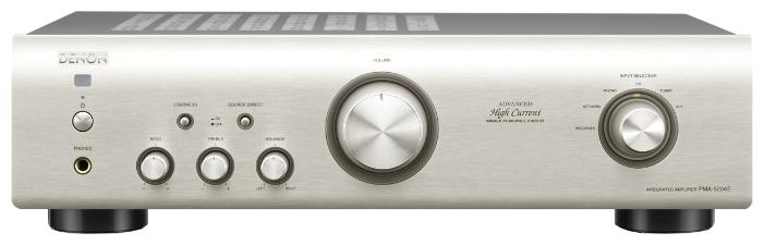 Denon PMA-520AE - двухканальный стереоусилитель (Premium Silver)