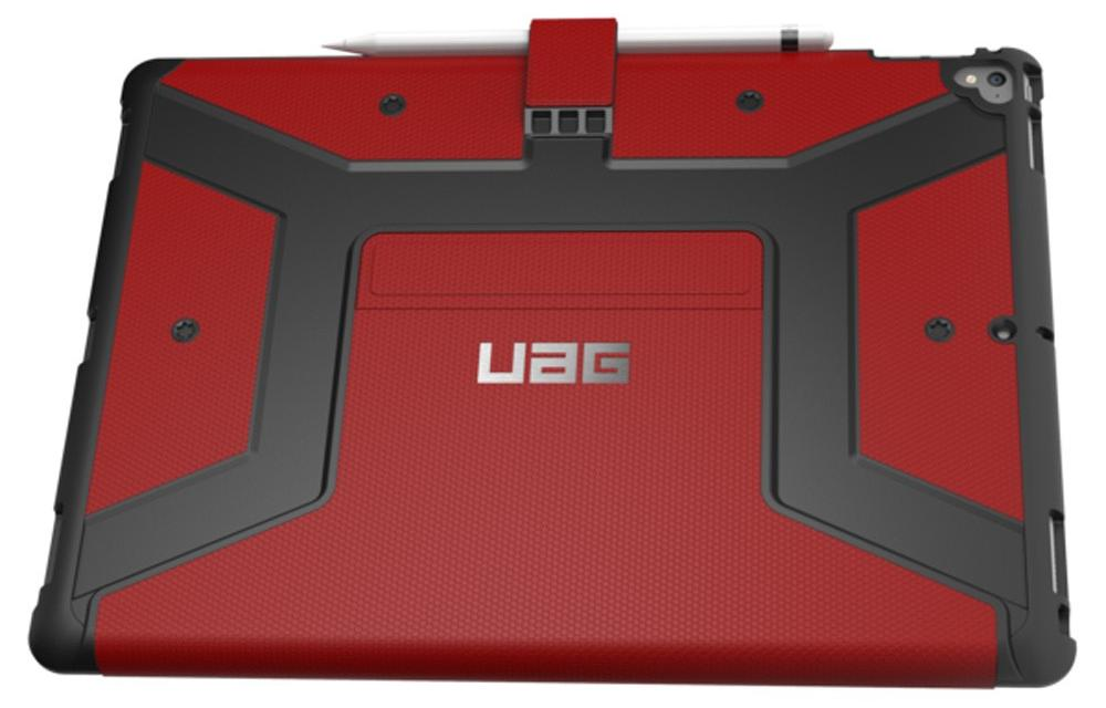 Чехол-накладка Urban Armor Gear Metropolis для iPad Pro 12.9 (Red)