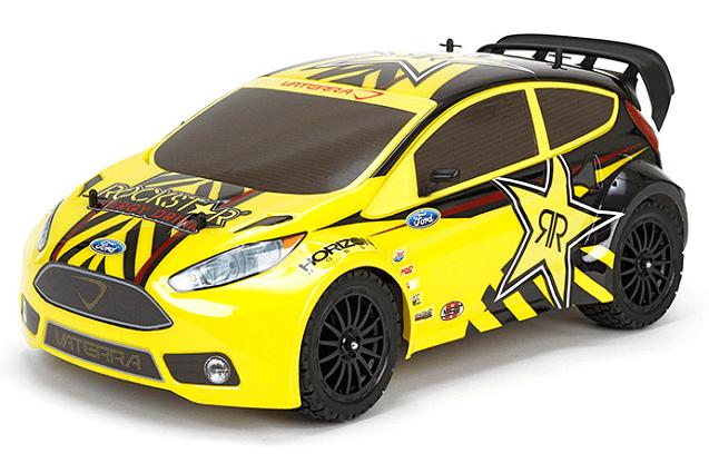 Ford Fiesta RallyCross Brushless
