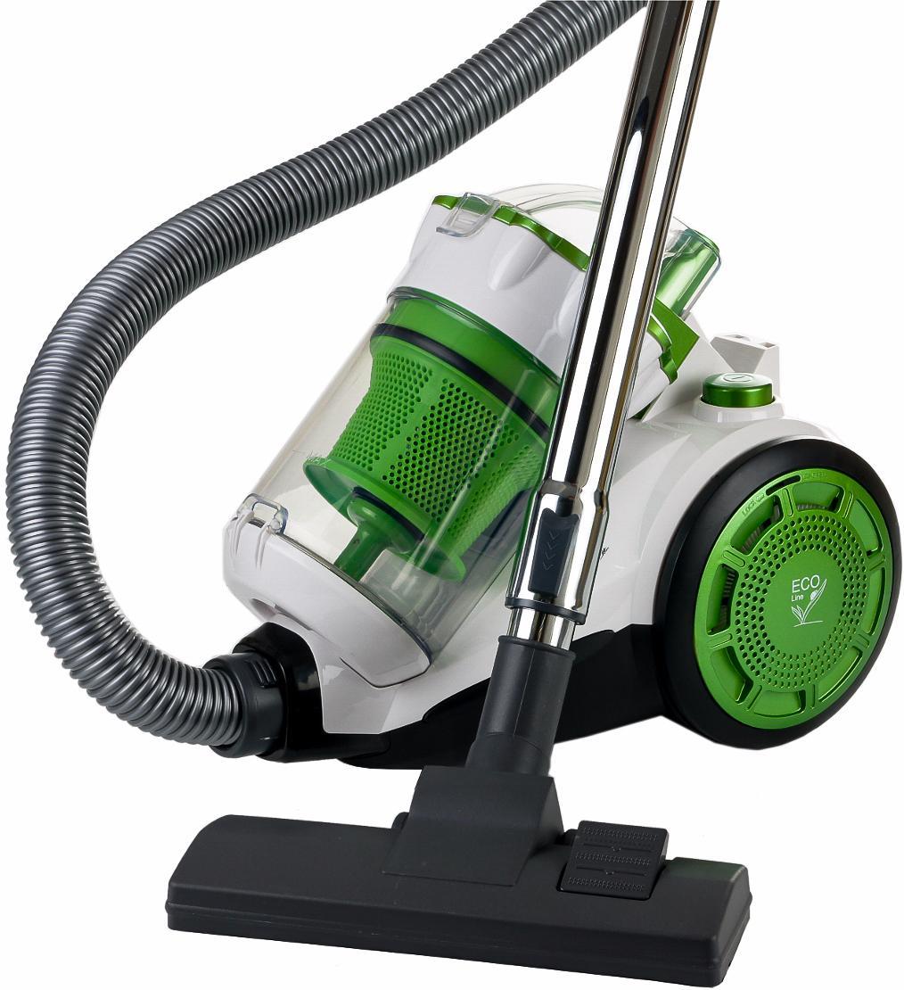 BORT Vacuum BSS-1800N-ECO - пылесос электрический (Green/White)
