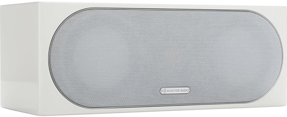 Monitor Audio Radius 200 - акустика центрального канала (White Gloss)