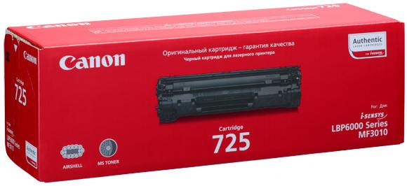 Картридж 725 RU