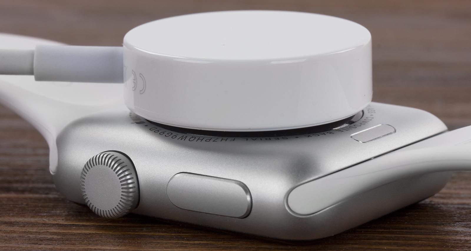 Магнитный кабель Apple Watch Magnetic Charging Cable 2m (MJVX2ZM/A) для зарядки Apple Watch (White)