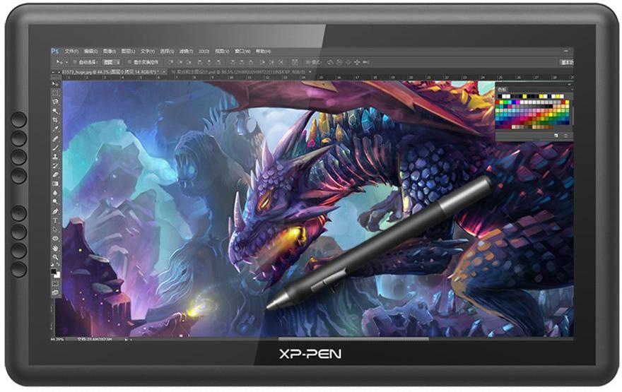 """XP-Pen Artist16 15.6"""" - интерактивный монитор-планшет (Black)"""