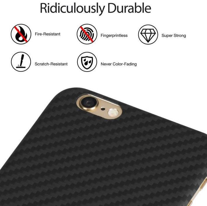 Чехол Pitaka MagCase для iPhone 6/6S (Black/Grey Twill)
