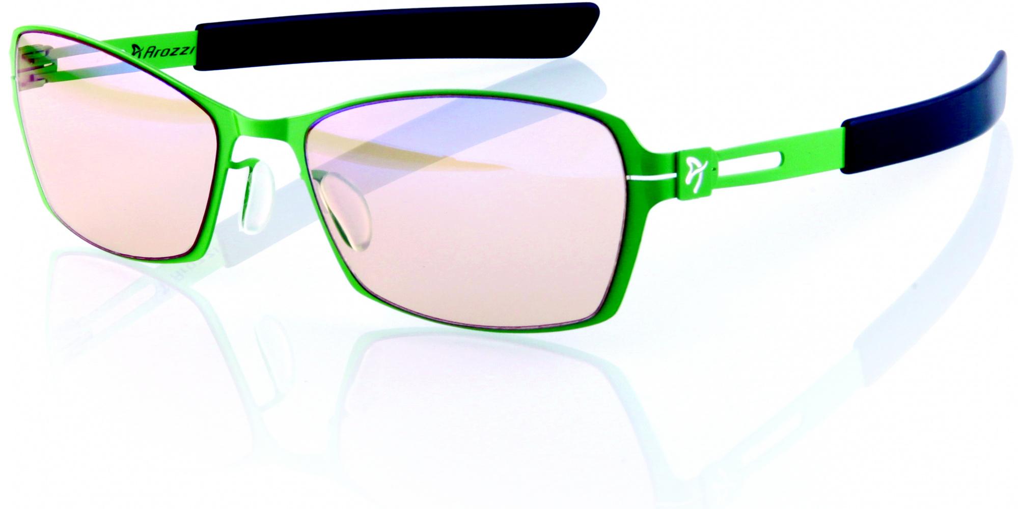 arozzi Очки для компьютера Arozzi Visione VX-500 (Green) VX500-3