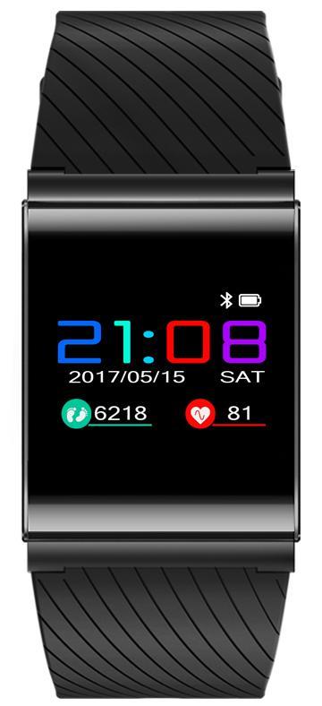 Умные часы Prolike PLSW3000C (Black)
