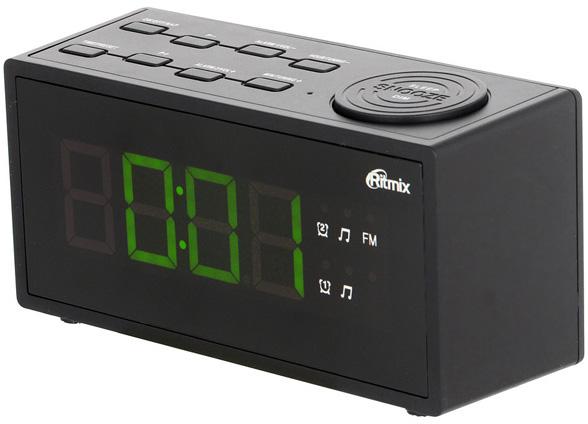 Ritmix RRC-1212 (15118406) - портативный радиоприемник (Black)