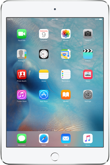 iPadiPad mini 4<br>Планшет<br>