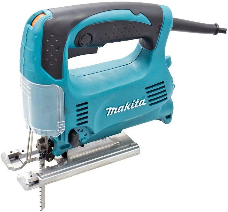 Makita 4329 (152053) - электрический лобзик (Blue)