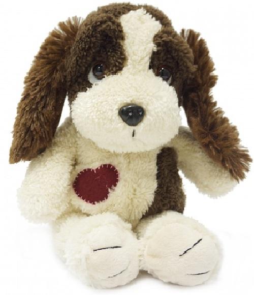 MaxyToys Собака с заплаткой, 20 см (MT-JSL081404-20) - мягкая игрушка