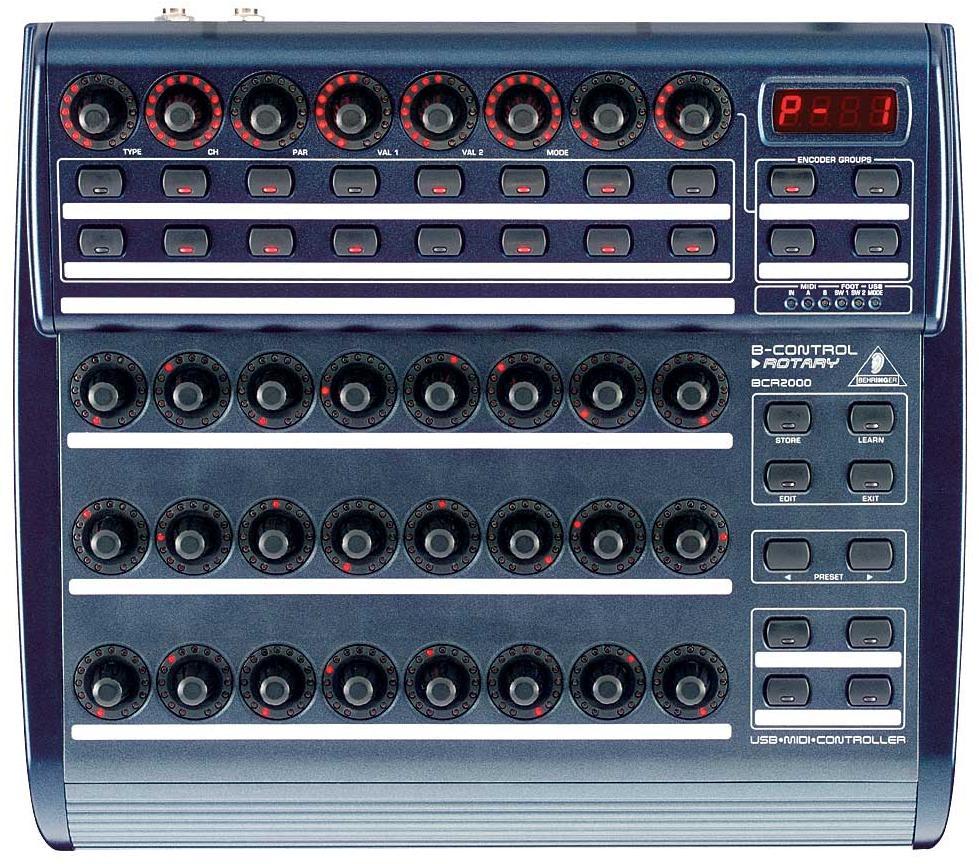 B-Control Rotary