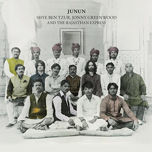 Shye Ben Tzur, Jonny Greenwood, The Rajasthan ExpressВиниловые пластинки<br>Виниловая пластинка<br>