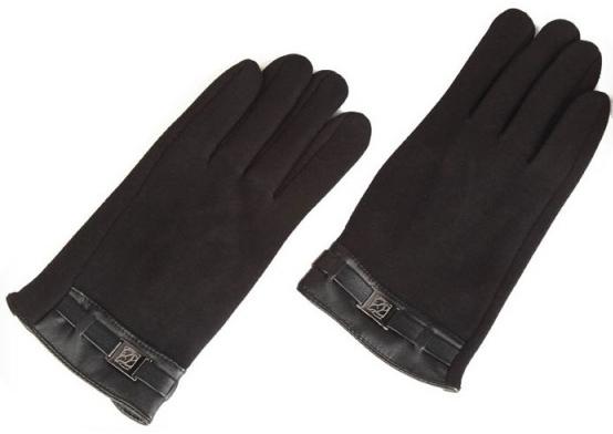iCasemore Clasp (iCM_clasp-blk) - кашемировые перчатки (Black) icasemore gloves icm smp blk кашемировые перчатки black
