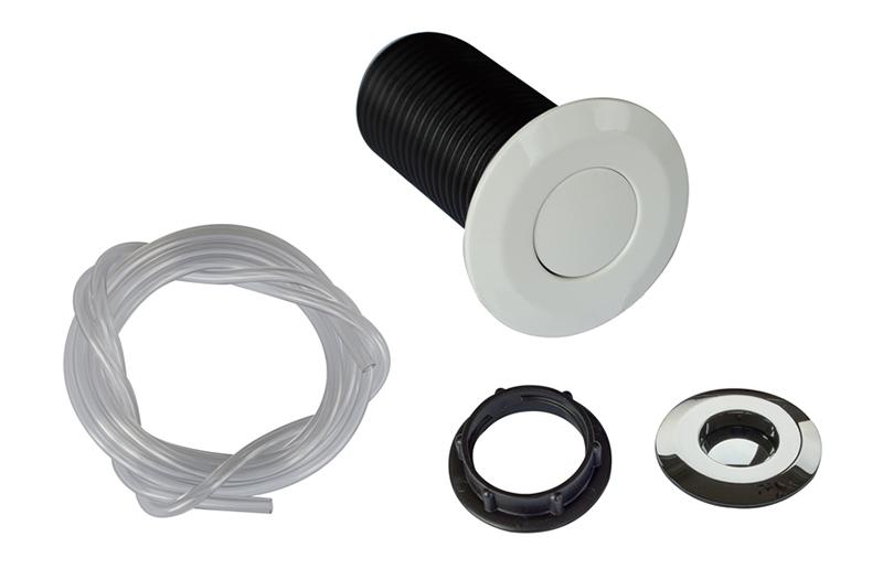 InSinkErator (64452) - кнопка и мембранная коробка воздушного пневмовыключателя от iCover