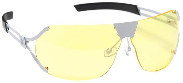 Gunnar SteelSeries Desmo (DES-04201) - компьютерные очки (Snow/Onyx)