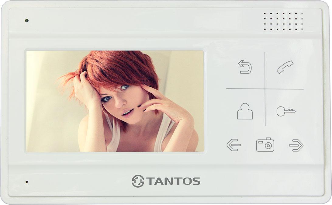 Tantos Lilu SD - монитор видеодомофона (White)