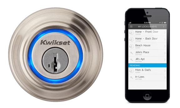 Kevo Wireless-Enabled Deadbolt Lock