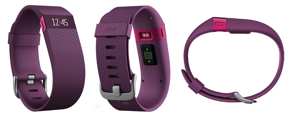 Fitbit Charge HR S