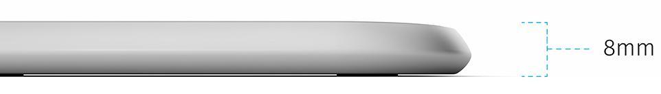 Беспроводное зарядное устройство Zens Dual Aluminium Wireless Charger ZEDC04W (White)