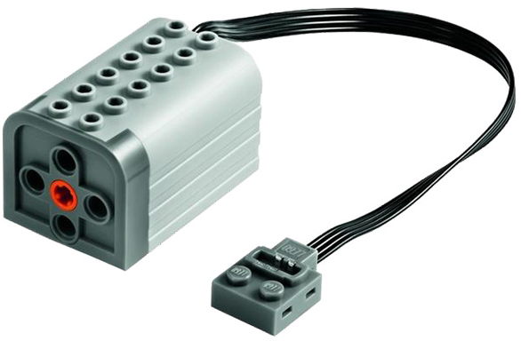 Lego 9670 - электрический мотор
