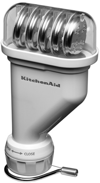 KitchenAid 5KPEXTA - насадка-пресс для приготовления пасты (White)