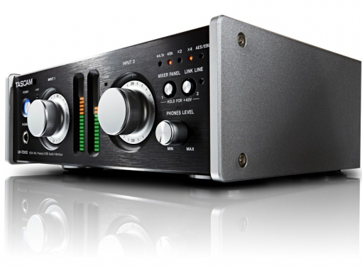 TASCAM UH-7000 (A048706) - аудиоинтерфейс (Black) эспадрильи zenden collection zenden collection ze012agpre18