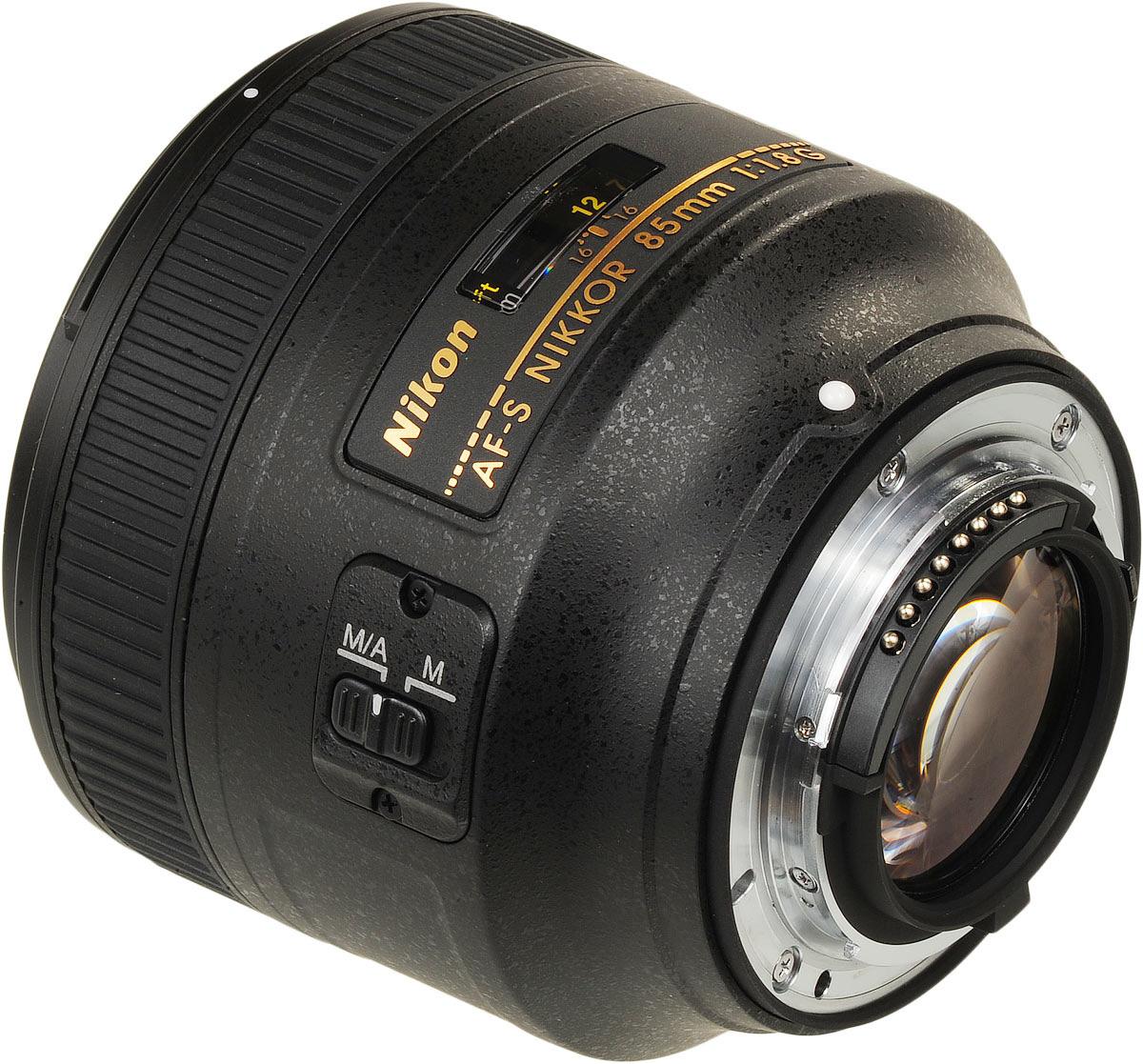 объективы на зеркальные фотокамеры никон бирке