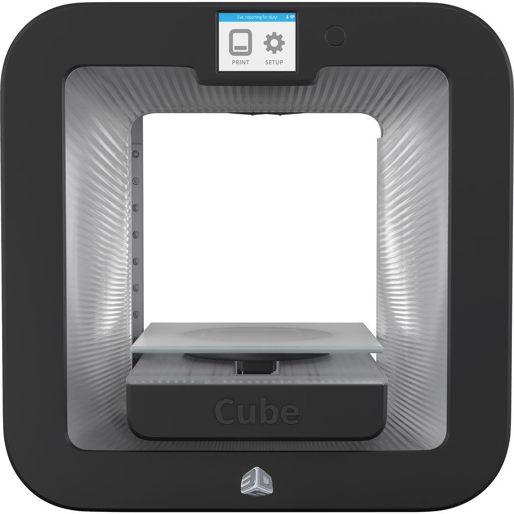 3d systems 3D Systems Cube 3 - принтер для 3D печати (Gray)