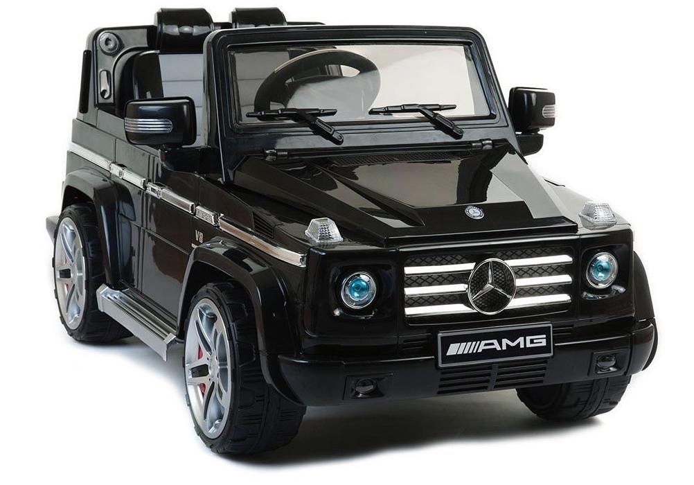 Barty Mercedes G-55AMG_black